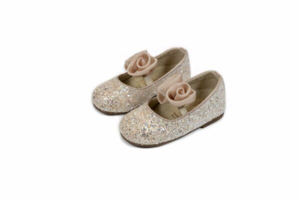 Βαπτιστικά παπουτσάκια περπατήματος για κορίτσι 5774
