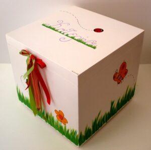 Κουτί παιχνιδών Άνοιξη