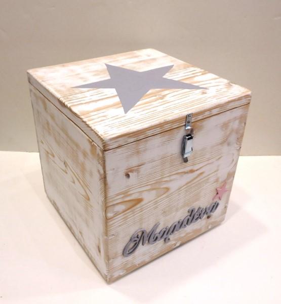 Κουτί παιχνιδιών αστέρι ξύλο