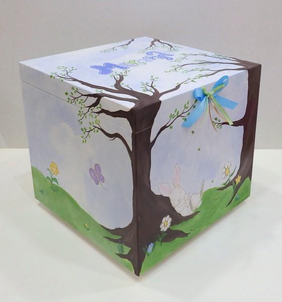 Κουτί παιχνιδιών δάσος