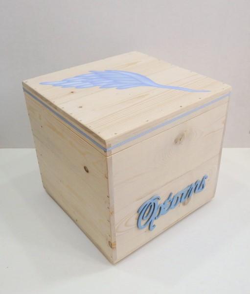 Κουτί παιχνιδιών φτερά