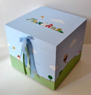 Κουτί παιχνιδιών happyland