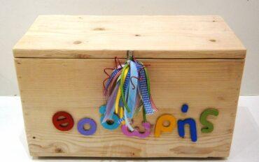 Κουτί παιχνιδιών happywood