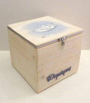 Κουτί παιχνιδιών καραβάκι