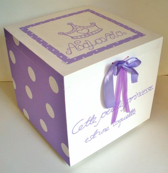 Κουτί παιχνιδιών κορώνα
