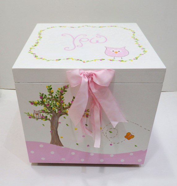 Κουτί παιχνιδιών κουκουβάγια