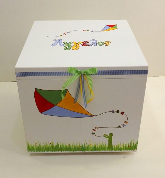 Κουτί παιχνιδιών χαρταετός