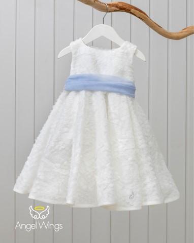 Βαπτιστικό φόρεμα Kelly 150111 Λεβάντα