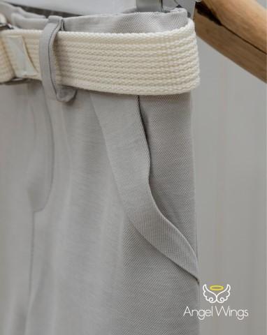 Βαπτιστικά ρούχα για αγόρι Gary 166 Γκρι